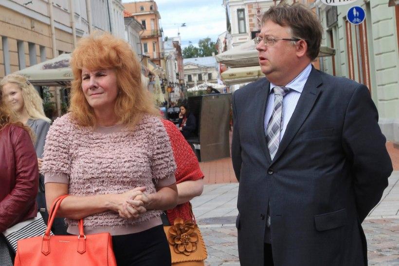 Skandaaliga lahkunud Tea Varrakut asendav uus kantsler: hariduses ei saa kaua ühe koha peal istuda