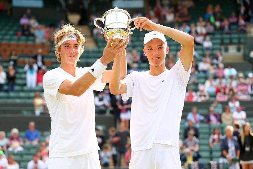 """""""Tal on Björn Borgi pilk, Andy Murray võitlejahing ja Roger Federeri rahulikkus."""""""