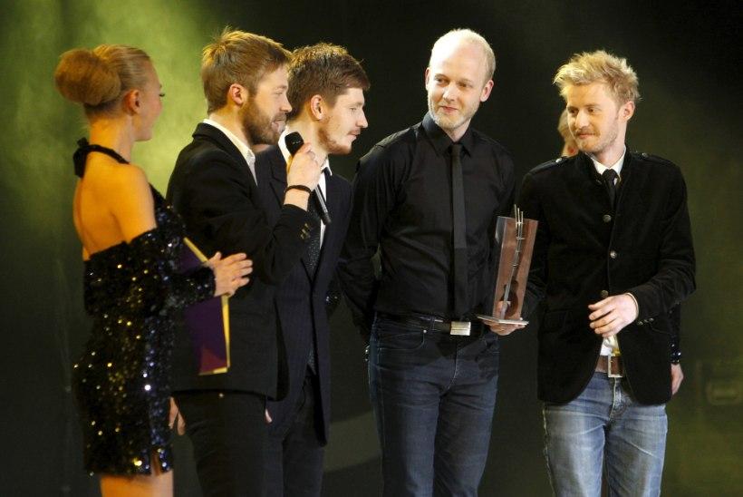 Ewert and The Two Dragons noppis kolm muusikaauhinda: suurim tunnustus on meile kuulaja