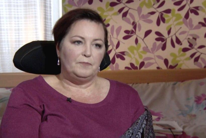 """""""Слезами горю не поможешь,"""" – говорит смертельно больная эстонка и просит помочь собрать деньги на ее самоубийство"""
