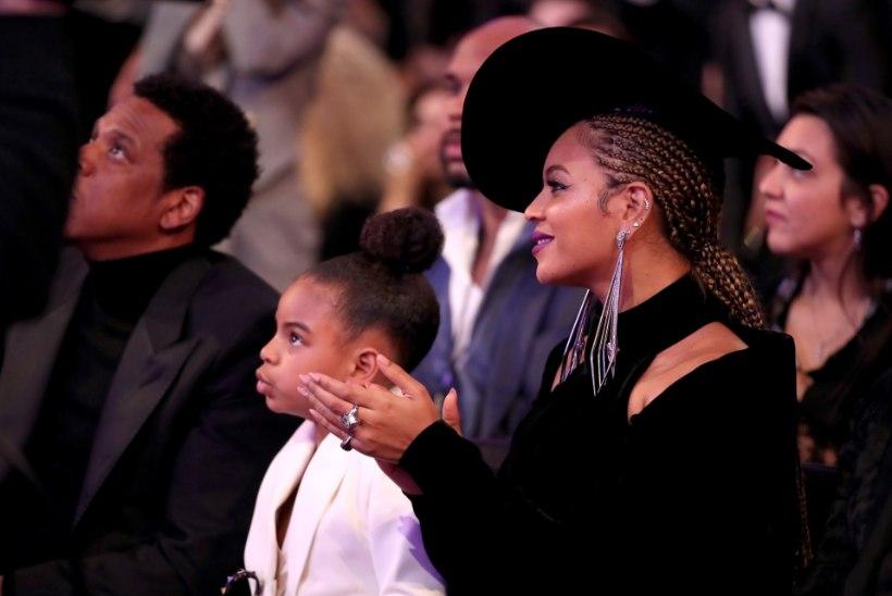Seitsmeaastane Beyoncé nägi välja täpselt nagu tema tütar praegu