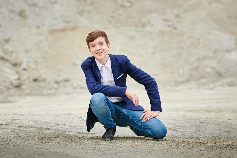 """VIDEO   15aastane C-Jami liige Mikk Kaasik osaleb """"Bravo"""" talendisaates"""