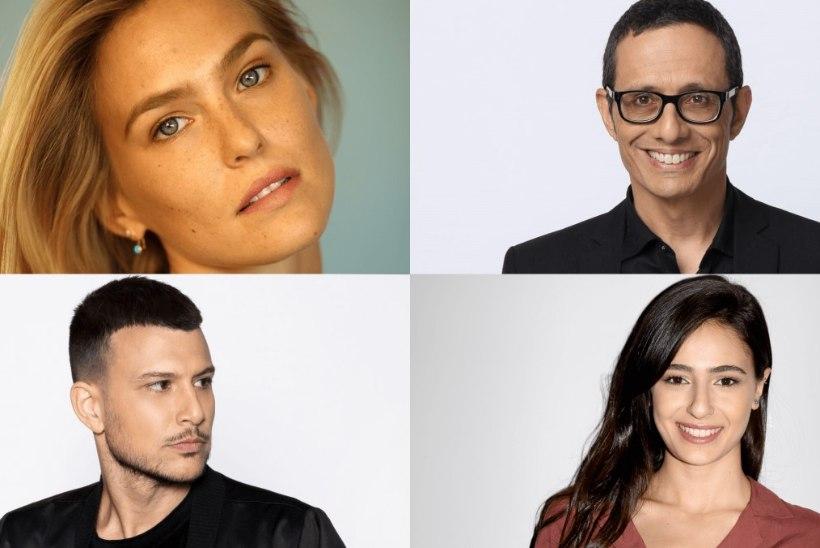 Vau! Eurovisioni lauluvõistluse õhtujuht on supermodell Bar Refaeli