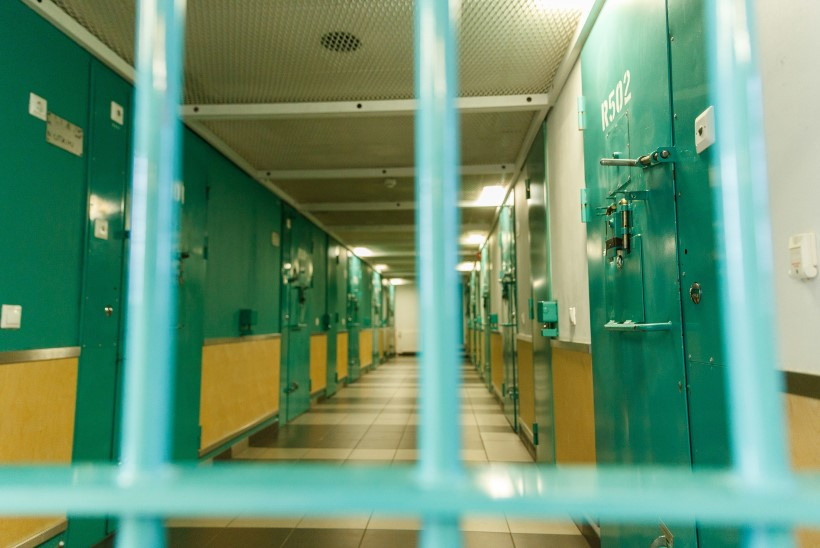 VALIMISPALAGAN TÜRMIS: vangile ei meeldi trellid ja Urmas Reinsalu