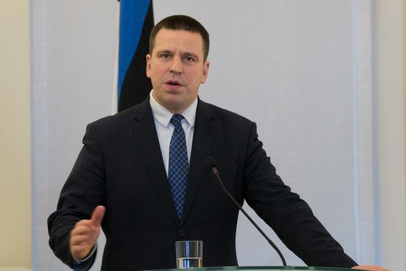 Ratas näeb Eestit järgmise NATO tippkohtumise võimaliku korraldajana