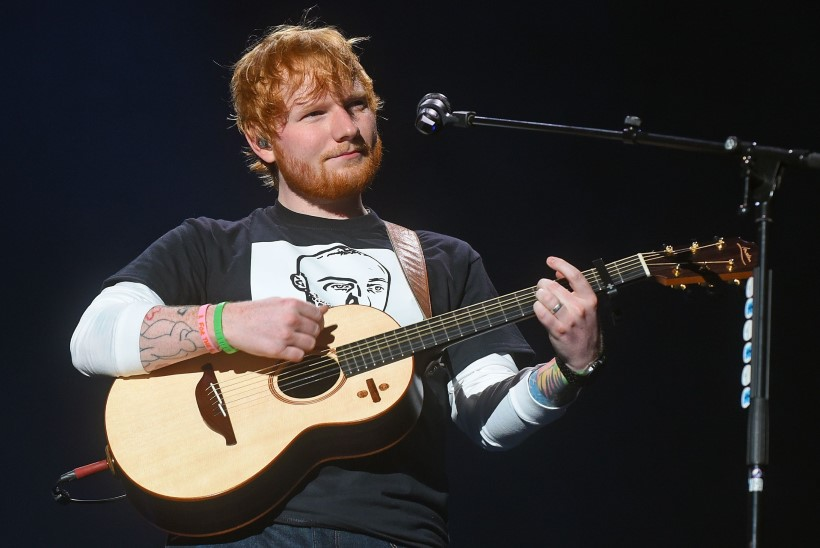 Ed Sheerani pulmad seisavad siiski veel ees?