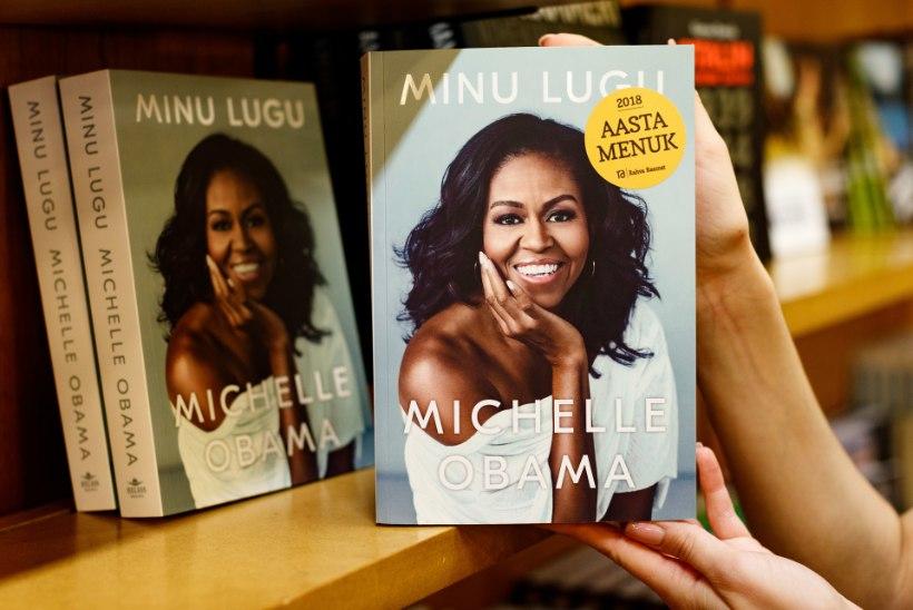 Jalustrabav müügihitt kõikjal: Michelle Obama võitis ka eestlaste südamed