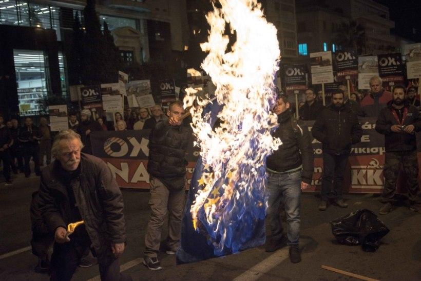 LÕPUKS OMETI! Kreeka valitsus lubab Makedoonial uue nime võtta, kuid Kreeka rahvas protestib