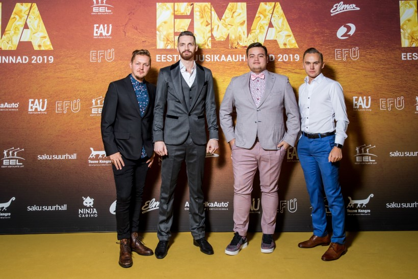 SUUR GALERII | Vaata, kes olid kohal Eesti muusikaauhinnad 2019 galakontserdil