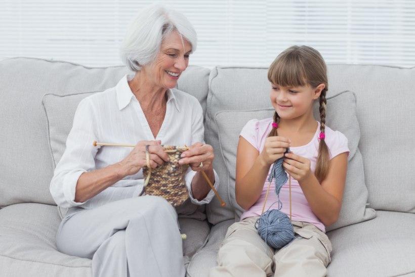 PRAKTILINE HOBI: kudumine leevendab stressi ja hoiab dementsusest