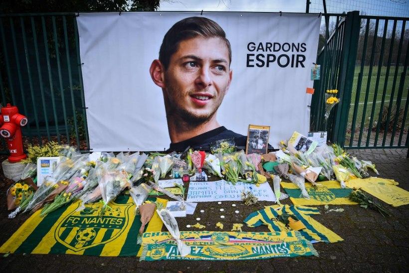 Messi ja teised jalgpallistaarid ajasid kokku suure summa, et müstiliselt kadunud kolleegi taas otsima hakataks