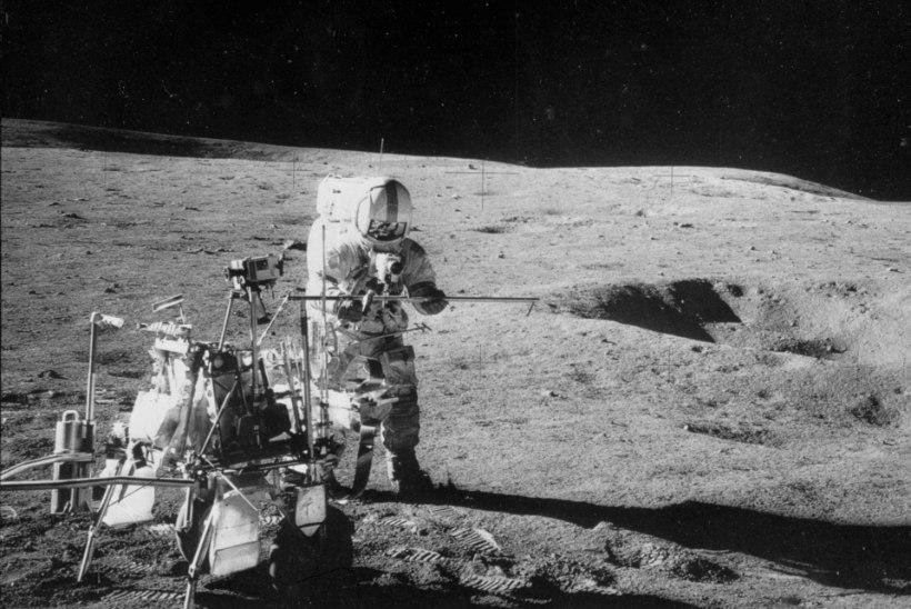 Maa vanim kivim leiti kuu pealt