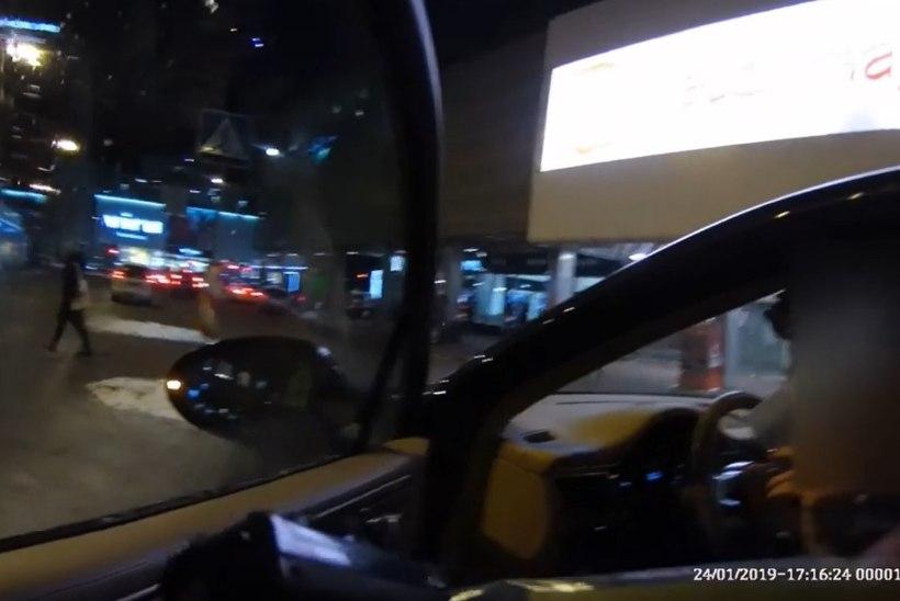 VIDEO | Invakaardiga parkija: see on mu ema oma!