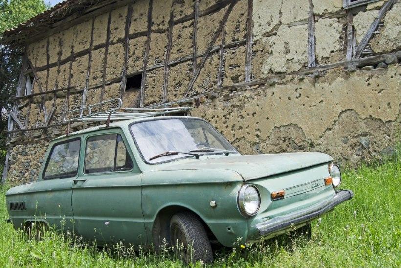 """Auto, mis ei jäta külmaks: viis põhjust armastada ja vihata ZAZ-968 """"seebikarpi"""""""