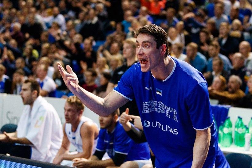"""Kristjan Kangur: korvpalliliit pakkus lahkumismängu võimaluse, olnuks patt öelda """"ei"""""""