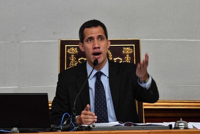 VENEZUELA KRIIS: kas Eestigi tunnistab opositsionääri ajutise riigipeana?