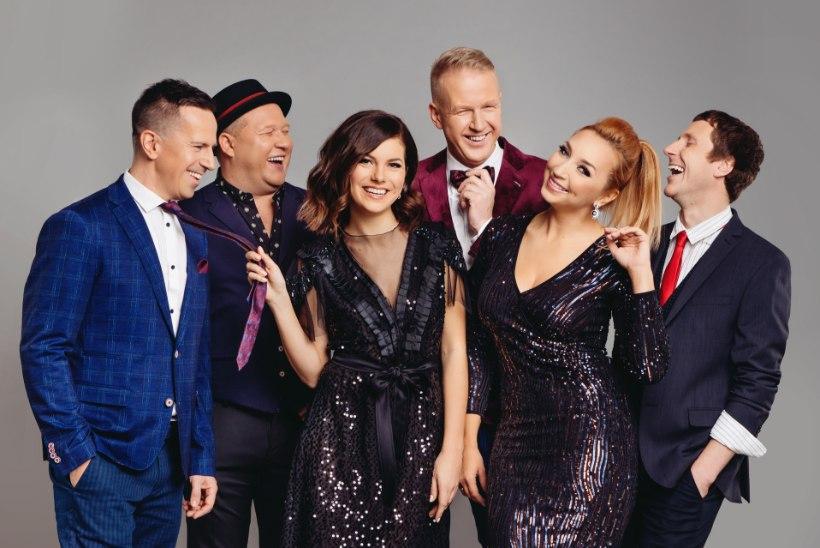 """""""Eesti laulu"""" poolfinalist The Swingers: oleme juba mitu aastat bändiga osaleda tahtnud, kuid alati on see edasi lükkunud"""
