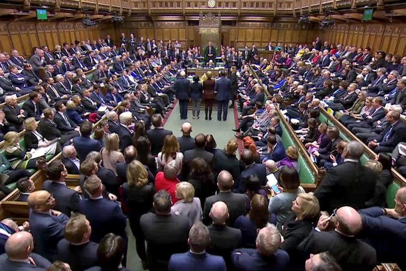 29. MÄRTS: Briti parlament otsustas, et Brexit ei lükku edasi