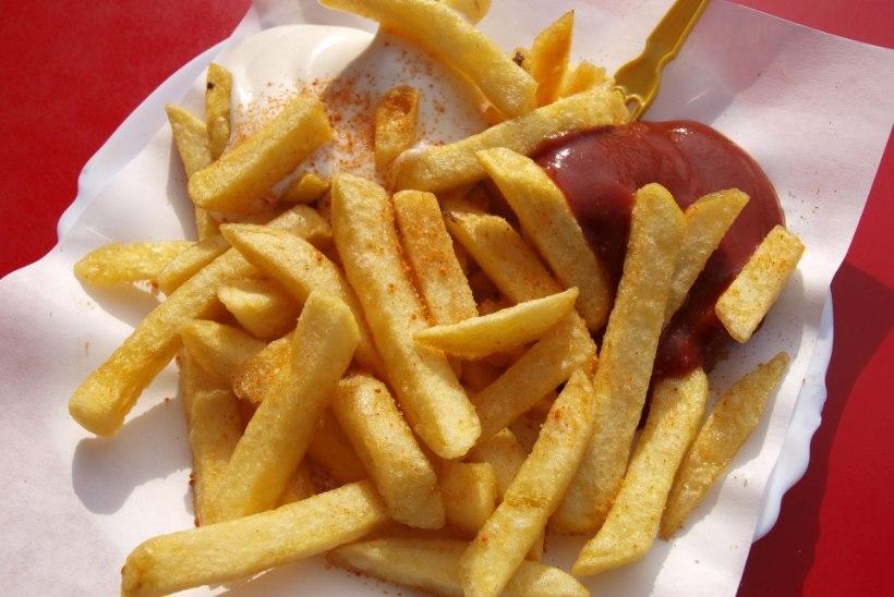ELUOHTLIK ÜLLATUS: laps leidis tuntud firma friikartulite seest kolm õmblusnõela