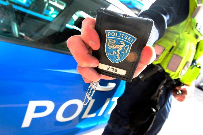 Politsei otsib arvatavalt Läti päritolu professionaalseid autovargaid