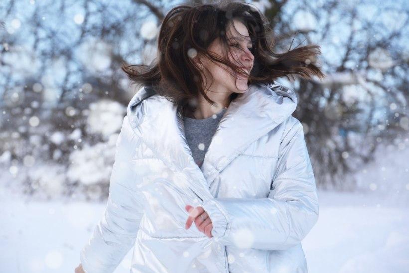 Juuksehooldus talvel: taltsuta lendlevaid kiharaid ja kaitse neid külma eest