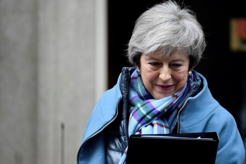 BREXIT: May läheb uuesti Euroopa Liidu jutule