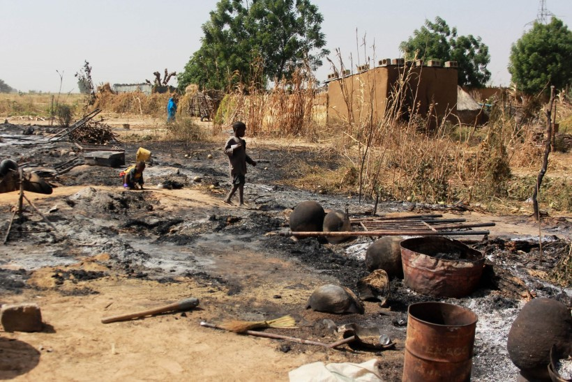 Õhurünnakutes hukkus 280 Boko Harami terroristi