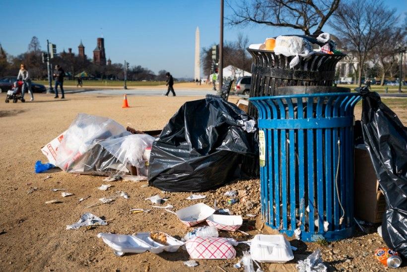 USA valitsusseisak: rahvuspargid upuvad prügisse, avalikud käimlad on umbes ja pargivahid palgata