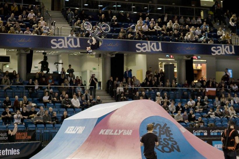 Eesti ekstreemspordi täht püüab Tokyo olümpiapiletit