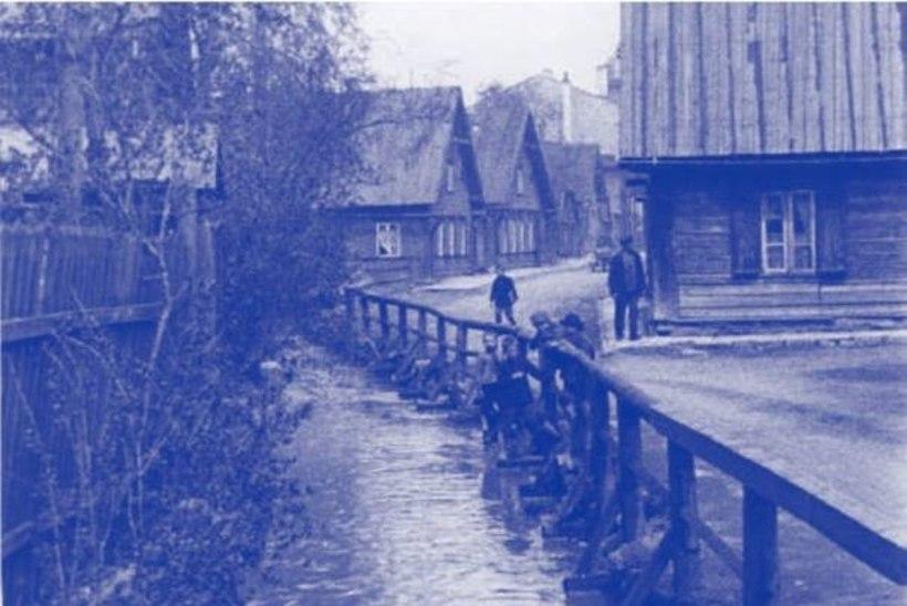 Kas tead, et kunagi läbis Tallinna Härjapea jõgi?