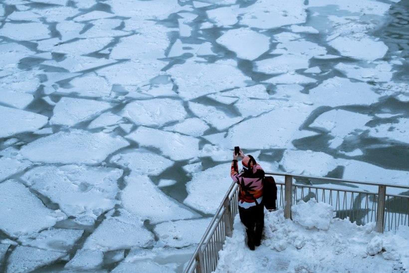KÄRE PAKANE! Chicagot ähvardab külmumine