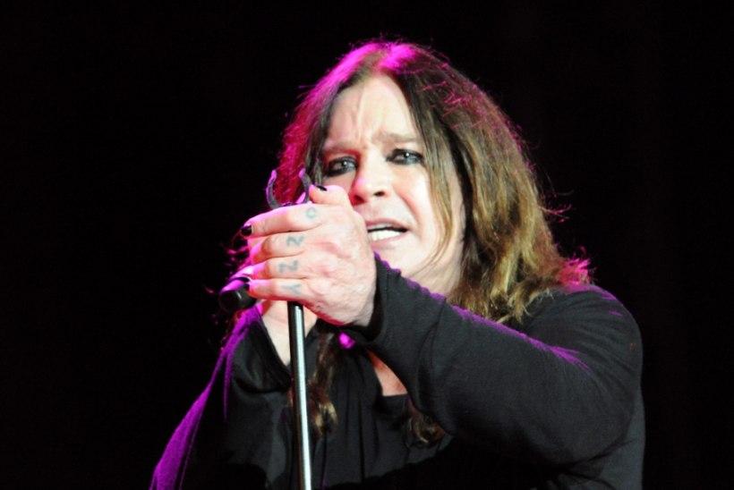 TERVIS TUKSIS: muserdatud Ozzy Osbourne jätab Euroopa turnee ära