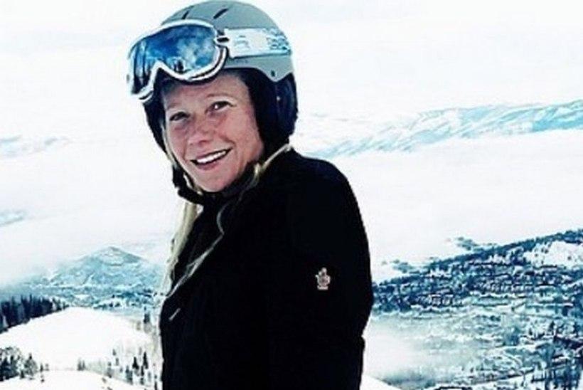 Arst: Gwyneth Paltrow sõitis mind suusamäel vigaseks