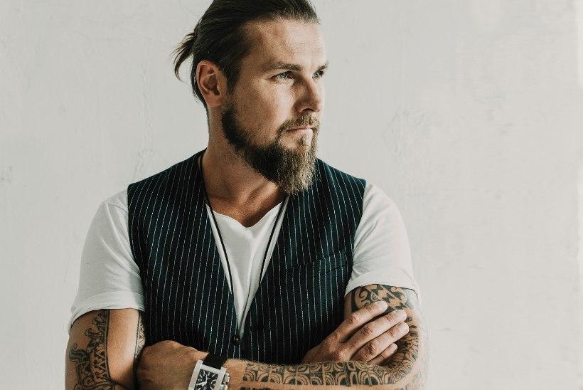 Kirjanik Jesper Parve: rõivastega jändamine ei kahanda mehelikkust!