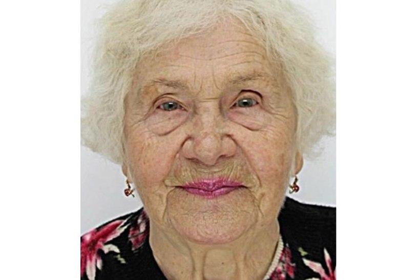 LEITUD! Politsei otsis Tallinnas kadunud 86aastast naist
