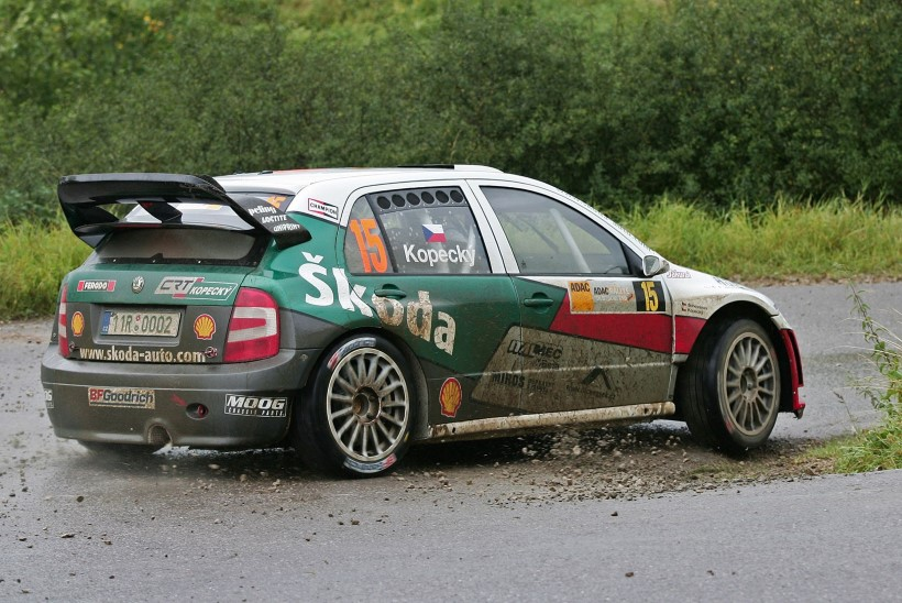 TŠEKIRAAMAT VÄLJA! Müüki tuli WRC masin, millega on sõitnud Kopecky, Mikkelsen ning Solberg