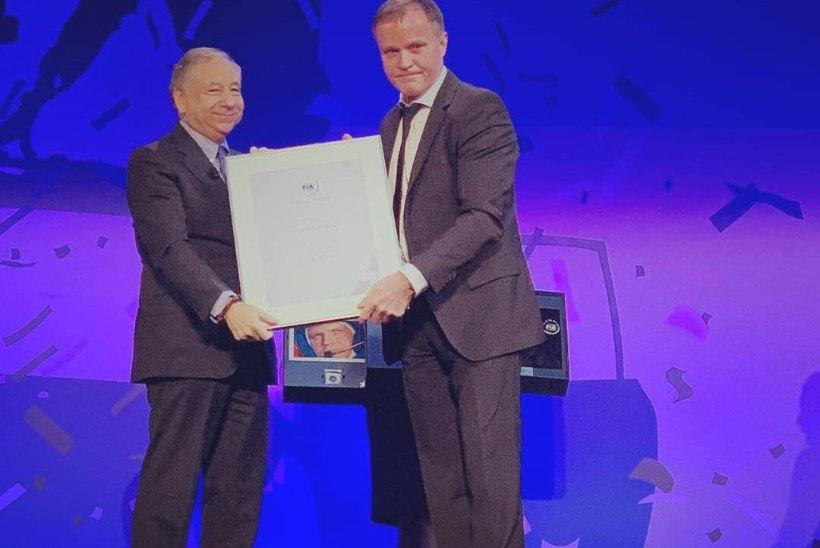 Toyota tiimiboss Mäkinen sai ülikõva tunnustuse osaliseks!