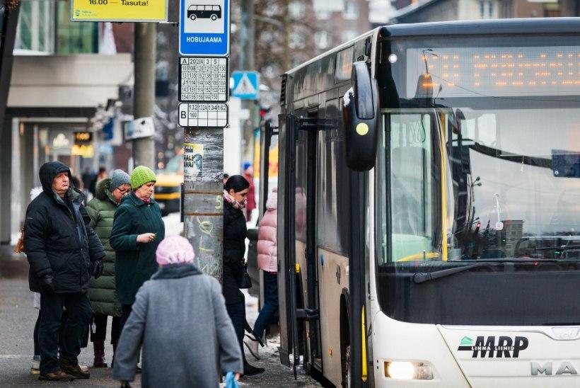11 bussiliini vedaja kukub ära! Kuidas Tallinna ühistransport hakkama saab?