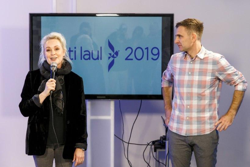 """RAHAMURE? Miks plaanib rahvusringhääling järgmist """"Eesti laulu"""" Tallinna TVga kahasse?"""