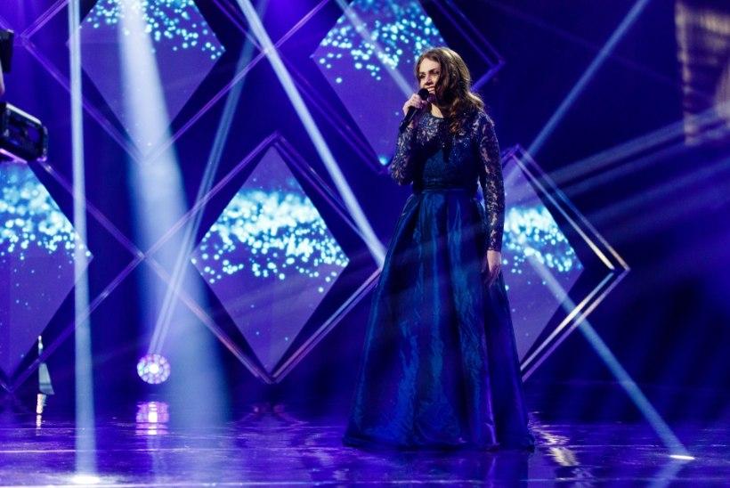 """""""Eesti laulu"""" poolfinalist Johanna Eendra: loo lõpus kõlanud aplausi ma ei mäleta"""