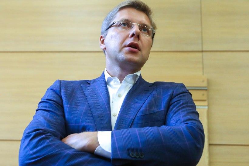 KRIIS LÄTI PEALINNAS: opositsioon nõuab Riia linnapea tagasiastumist