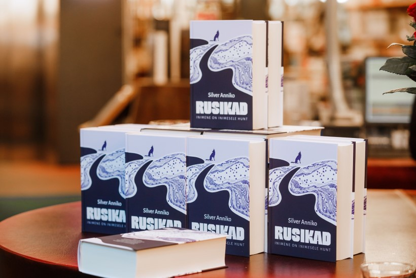TORE! 2018. aasta raamatumüügitabelit valitsevad eesti autorid