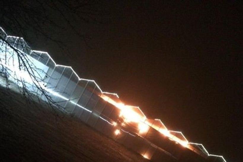 FOTO | Vaata, kuidas süttis Nurmiko aiand