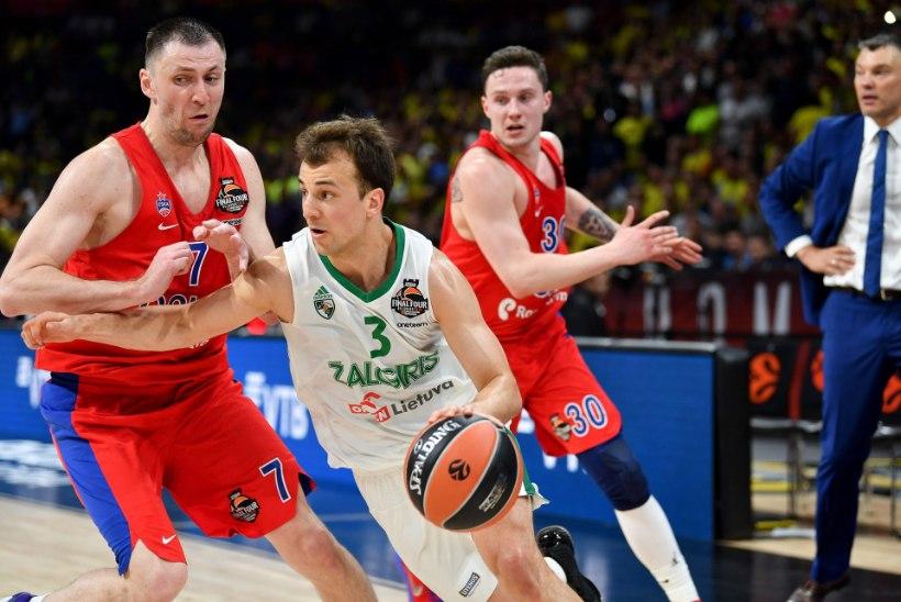 NII SEE JUHTUS | Sport 04.01: Žalgirise ja CSKA vastasseis pakkus õhtuse maiuspala