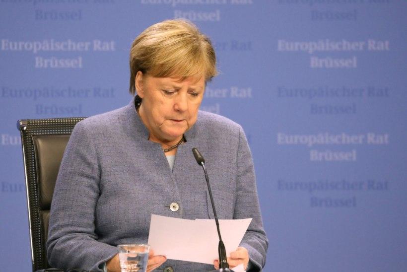 Häkkerid lekitasid sadade Saksa poliitikute privaatseid andmeid ja eravestlusi