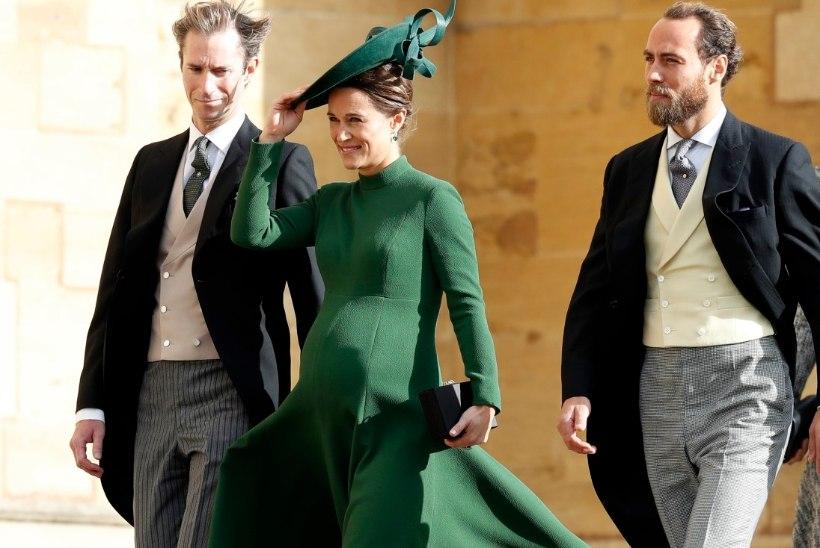 Oktoobris sünnitanud Pippa Middleton näitab vapustavat bikiinivormi