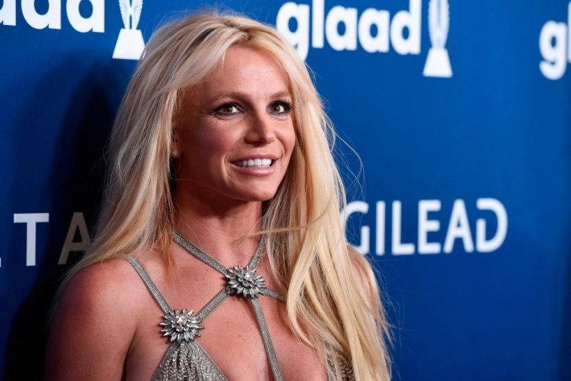 Ongi kõik? Britney Spears lõpetab esinemise