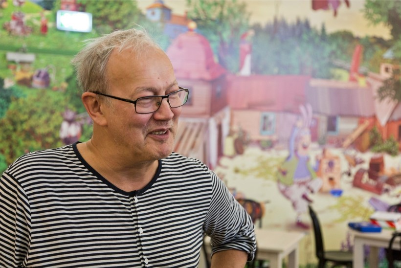 VIDEO | Janno Põldma: me ei mõelnud enam täispikale Lotte-filmile