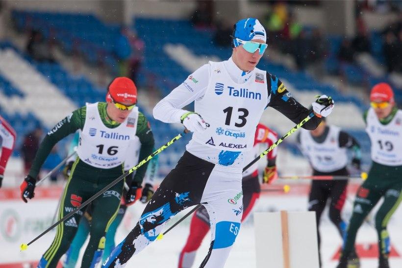 GALERII | Kristjan Ilves teenis Otepääl hooaja esimesed MK-punktid