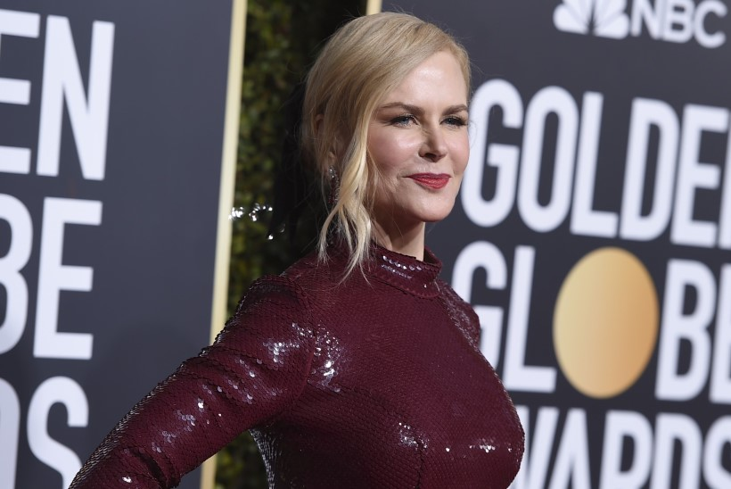 PIINLIK HETK: Kidman ei teinud Kuldgloobuse võitjast Rami Malekist väljagi!